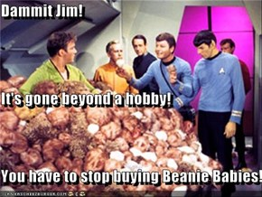 Hoarders: Star Trek Edition