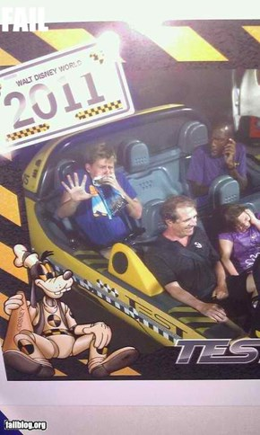 Enjoying the Ride FAIL