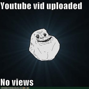 Youtube vid uploaded  No views