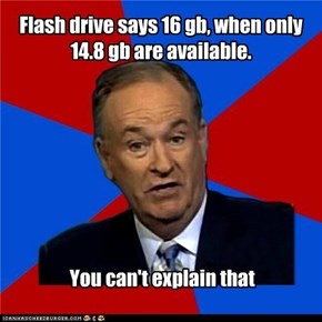 Bill O'Reilly Is No Good With Computers