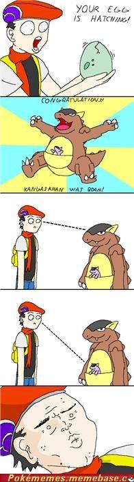 Even Pokémon Fusion Can't Explain That