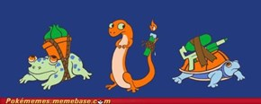 Starter Pokémon: How-To