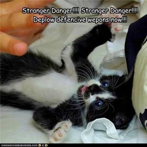 Stranger Danger!!!!