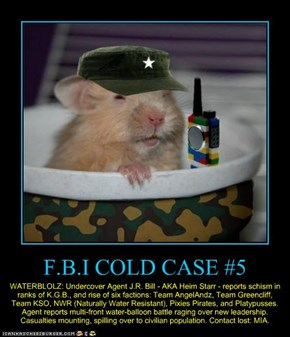 F.B.I COLD CASE #5