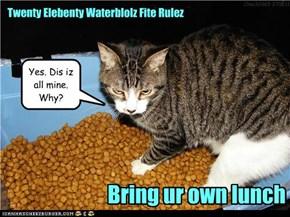 Twenty Elebenty Waterblolz Fite Rulez