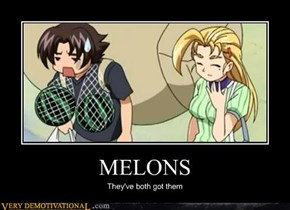 Hooray for Melons
