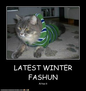 LATEST WINTER FASHUN