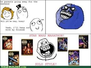 Forever a Jedi!
