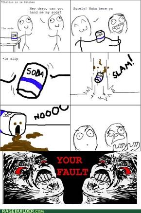 Soda Down!