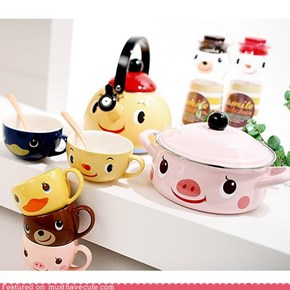 Kawaii Kitchen Ware