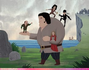 Princess Bride Art: Awesome!