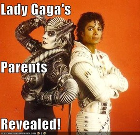 Lady Gaga's Parents Revealed!