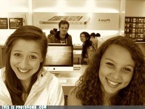 Apple Stores Are Never Safe