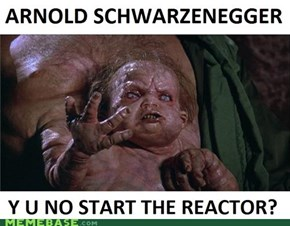 Y U NO START THE REACTOR?