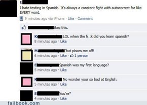 You're First Language