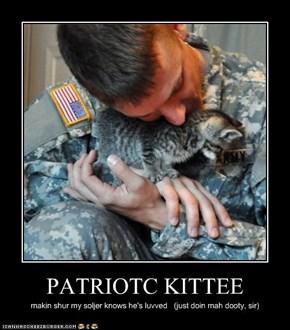 PATRIOTC KITTEE