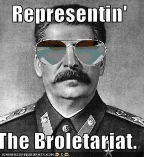 Broseph Stalin's Platform