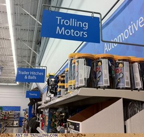 For All Your Motorized Trolling Needs