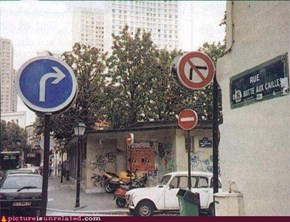 Only In France