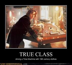 TRUE CLASS