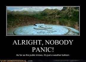 ALRIGHT, NOBODY PANIC!