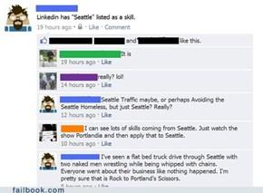 Seattle 1, Portland 0
