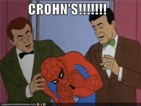 CROHN'S!!!!!!!