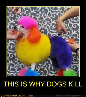 THIS IS WHY DOGS KILL
