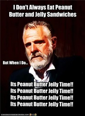 Its Peanut Butter Jelly Time!!