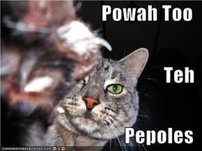 Powah Too Teh Pepoles