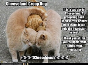 Cheeseland Group Hug