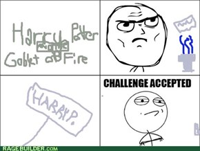 Harry Potter and the Challenge of Fire