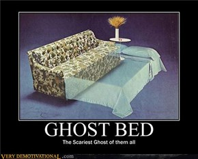 GHOST BED