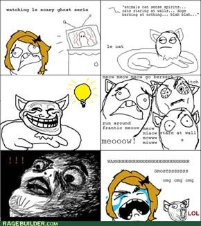 Adventures of Troll Cat Part XXIV