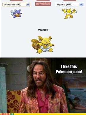 Leo's kind of Pokemon