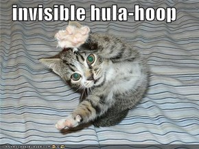 invisible hula-hoop