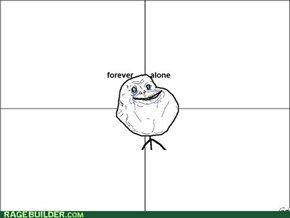 Forever, Alone.