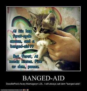 BANGED-AID