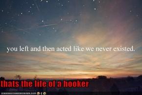 A Gypsy Hooker!