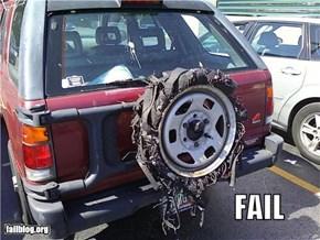 Spare Tire FAIL