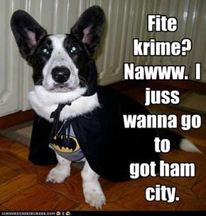 Fite krime?