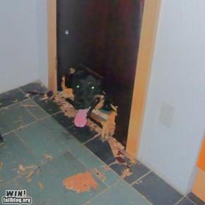 Doggie Door WIN