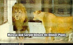 Dinner Plan FAIL