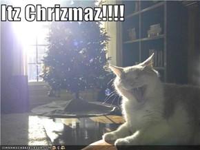 Itz Chrizmaz!!!!