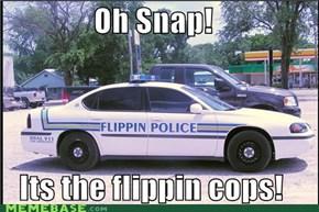 Flip the Police
