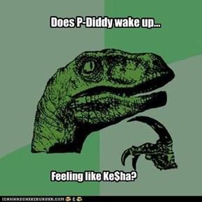 Ke$ha/P-Diddy Mindlink?!