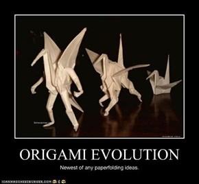 ORIGAMI EVOLUTION