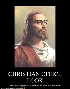 CHRISTIAN OFFICE LOOK