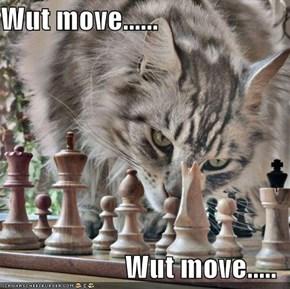 Wut move......  Wut move.....