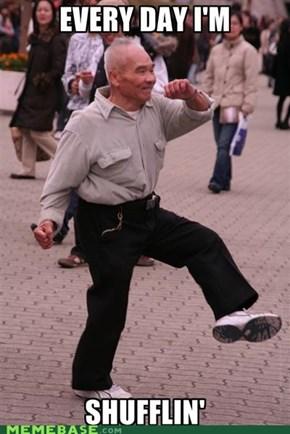 Party Rock Grandpa